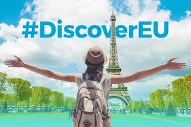 Ilustracja do informacji: Inicjatywa DiscoverEU