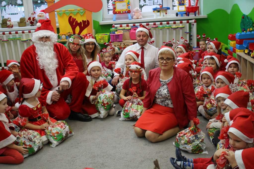 Ilustracja do informacji: Mikołaj w Gminie Żary