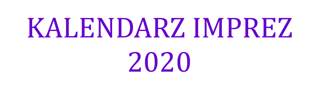 Baner: kalendarz_imprez_2020