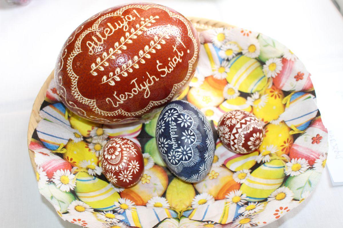 Ilustracja do informacji: Gminny Konkurs Plastyki Obrzędowej i Wypieków Wielkanocnych