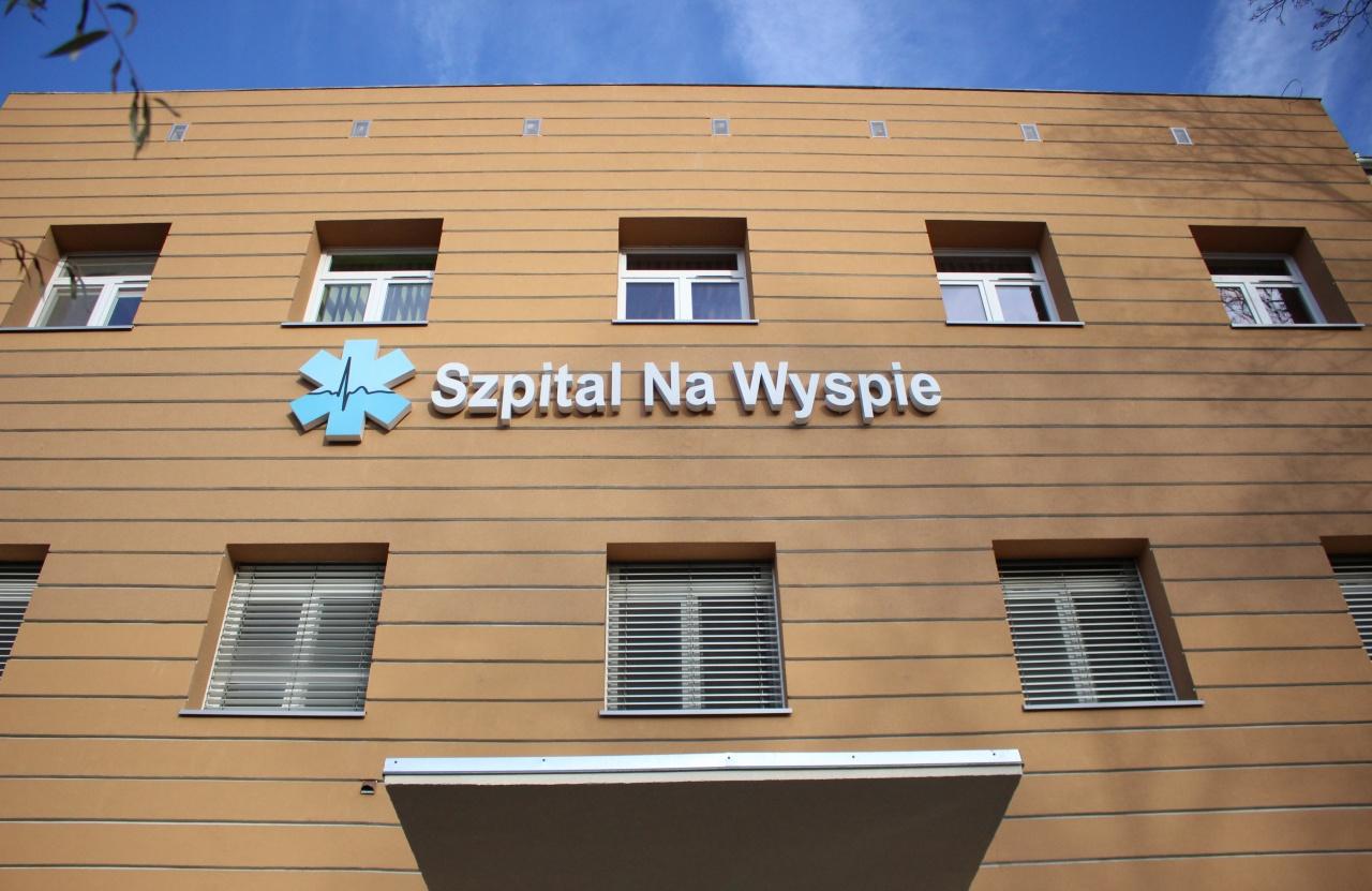 Ilustracja do informacji: Uroczyste otwarcie rozbudowanego Pawilonu nr 2 w Szpitalu Na Wyspie - Fotorelacja