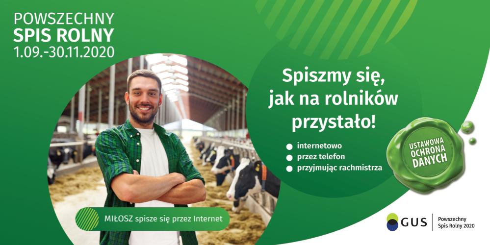 Baner: Powszechny_Spis_Rolny_2020