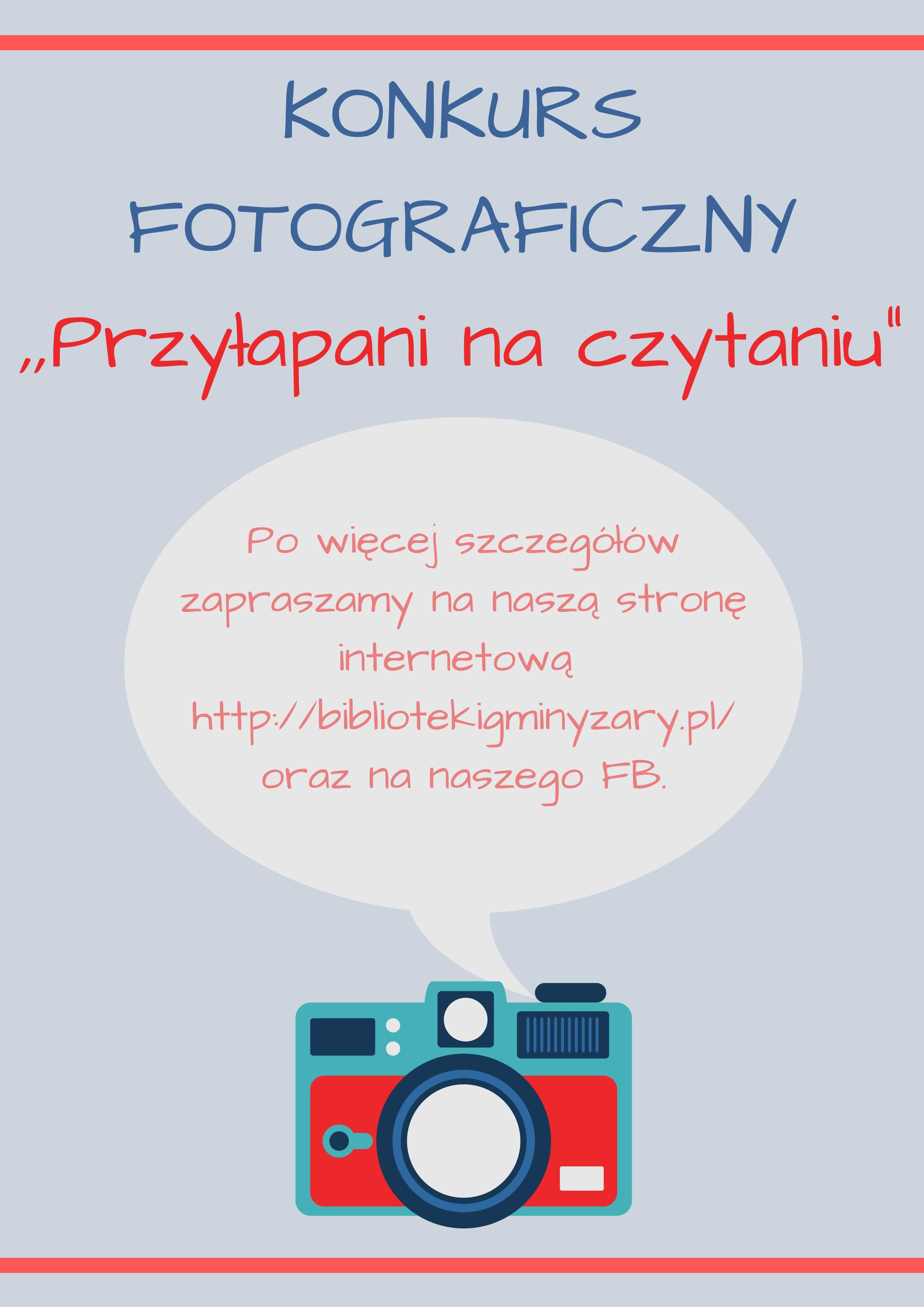 Ilustracja do informacji: Uwaga! Konkurs fotograficzny