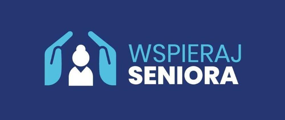 Ilustracja do informacji: Wspieraj Seniora!