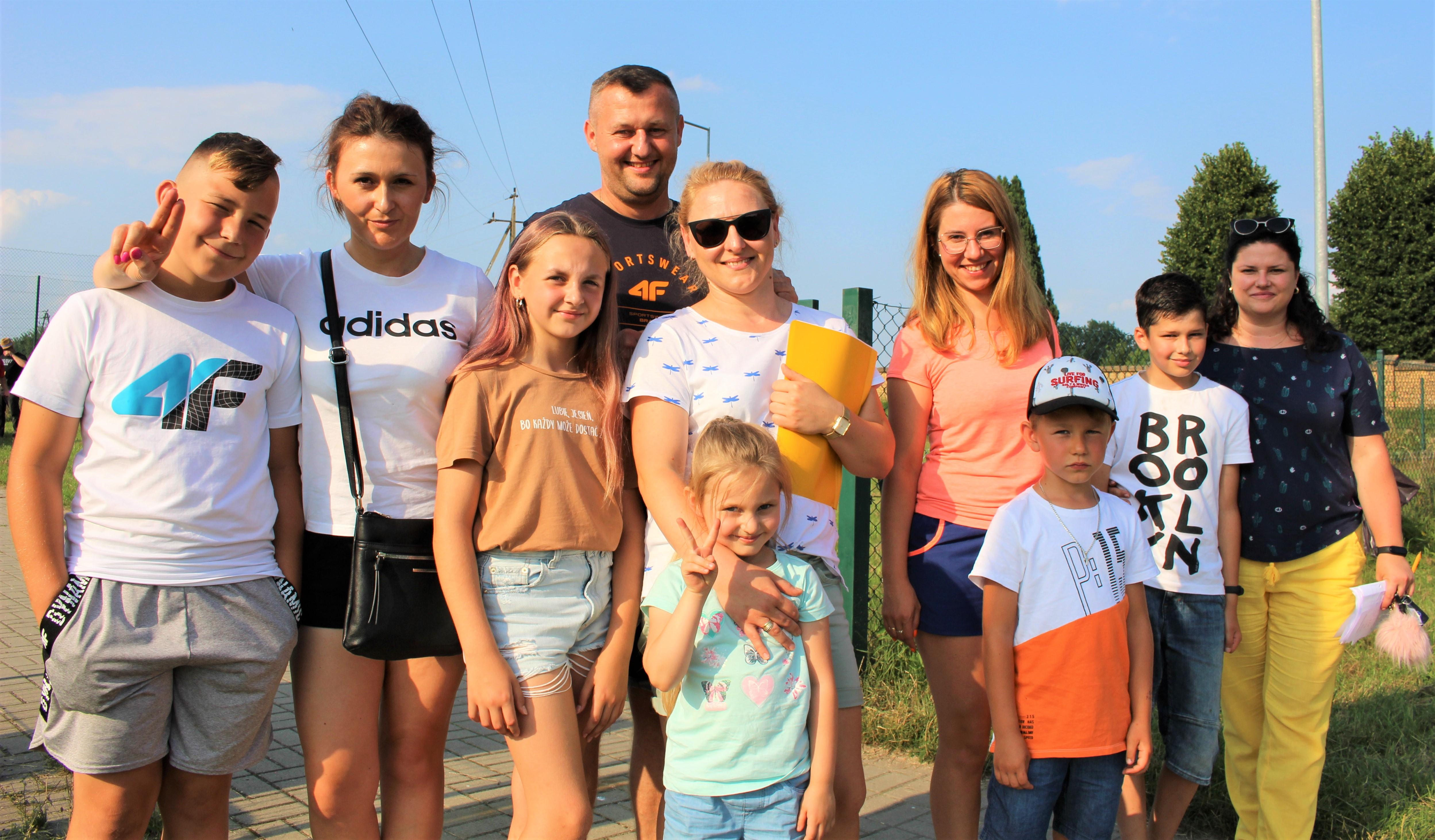 Ilustracja do informacji: Rajd samochodowy św. Krzysztofa. Nasze ekipy też tam były!