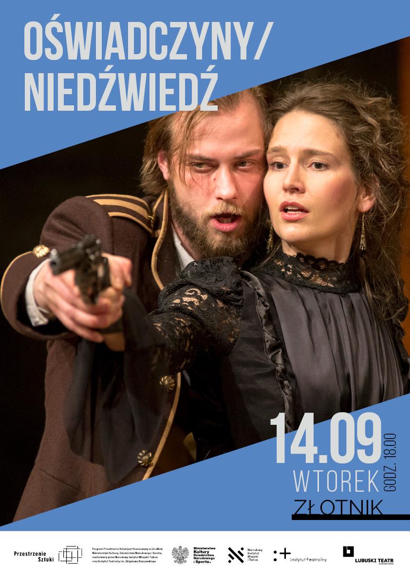 Ilustracja do informacji: Lubuski Teatr zagra w Złotniku