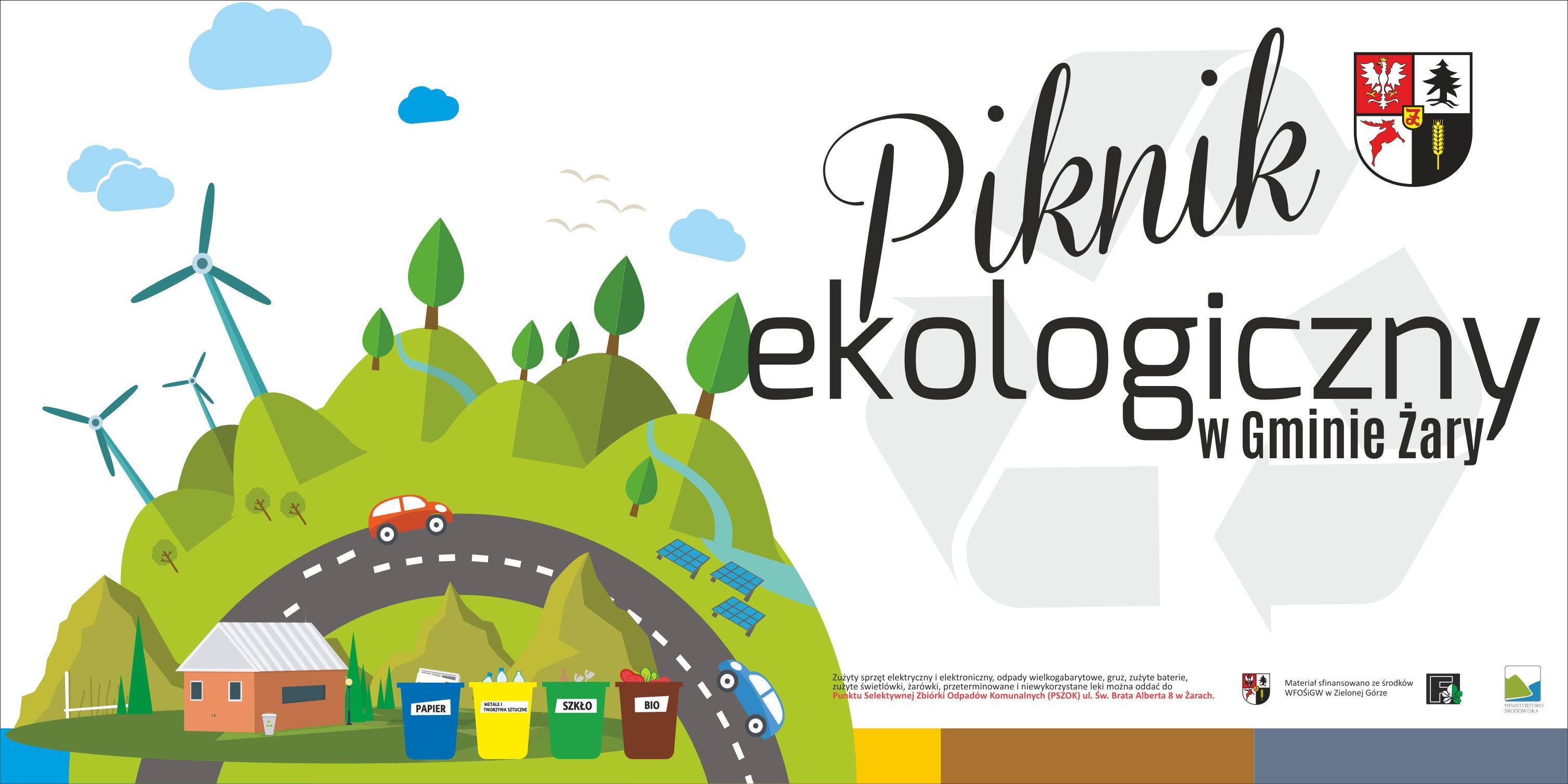 Ilustracja do informacji: Piknik ekologiczny
