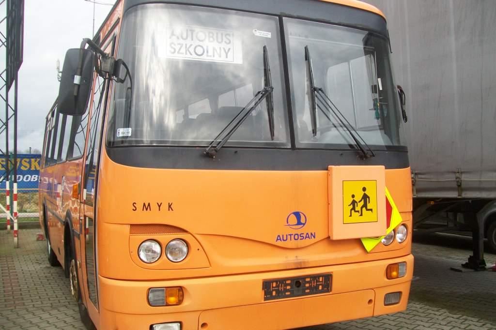 Ilustracja do informacji: Uwaga! Sprzedaż autobusu!